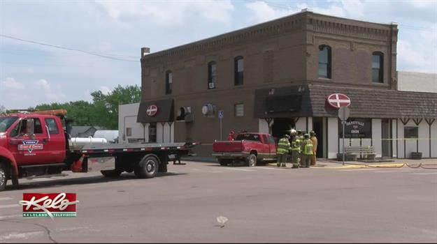 Integrity Of Building Unclear After Crash