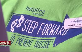 Step Forward To Prevent Suicide On June 10