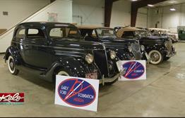 Classic Ford Collector Hosts Free Open House Friday