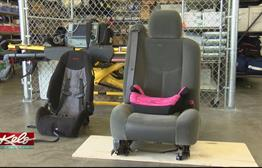Booster Seat Education Clinic