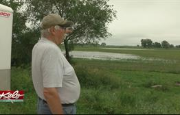 Centerville Farmland Goes From Dry To Drenched
