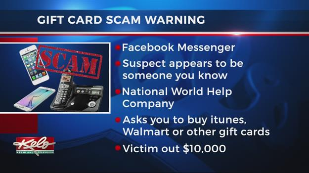 Man Out $10,000 Following Message From Facebook 'Friend'