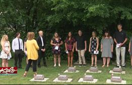 30 Unmarked Infant Graves Finally Get Headstones