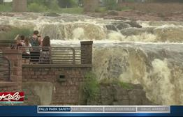 People Visiting Falls Park Weigh In On Report Of Safety Recommendations PAC