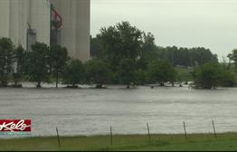 Flooding In Northwestern Iowa