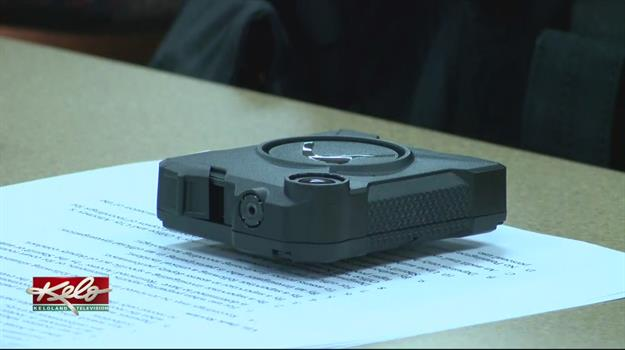 Rapid City Officers Get Body Cameras