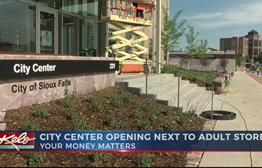 New Sioux Falls City Admin. Building Opening Next To Adult Store
