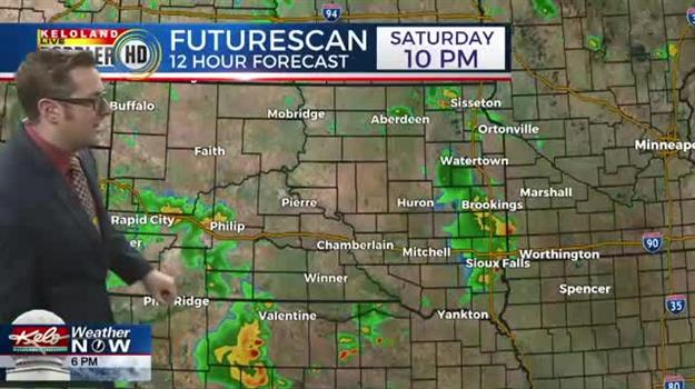 Storm Center Weather Update June 23