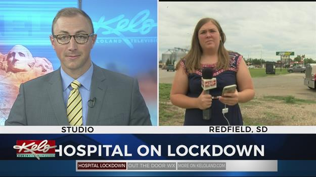 Child Released As Hostage In Redfield Community Memorial Hospital Incident