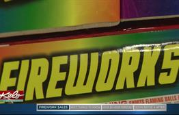 Fireworks Sales Opens For South Dakota Residents