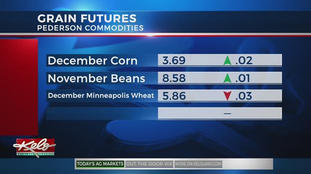 Monday, October 22 Ag Markets