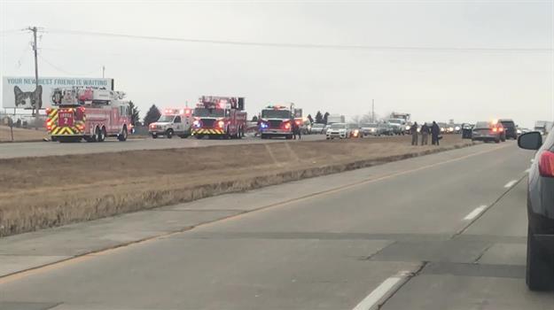 uShare: Interstate 229 Crash