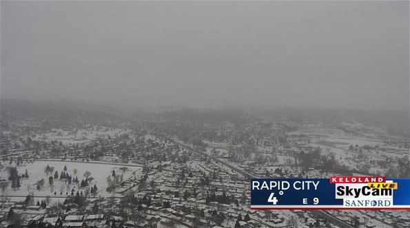 Rapid City skycam weather