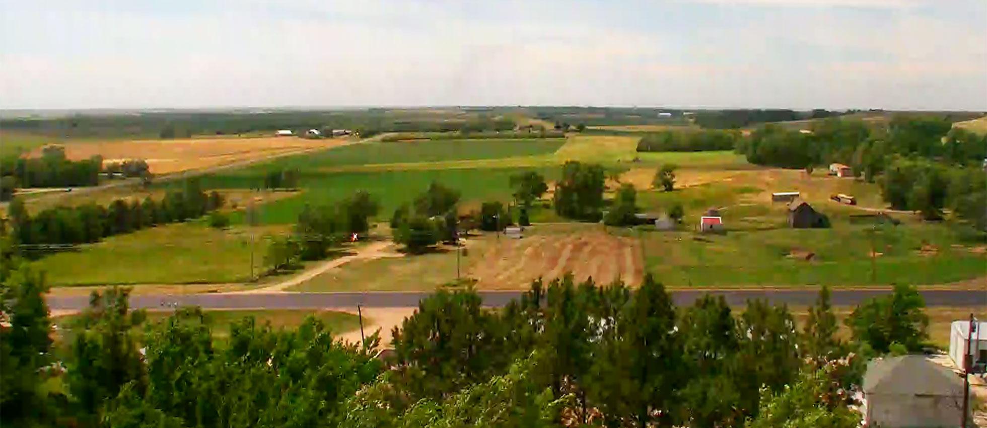 Gregory South Dakota skycam