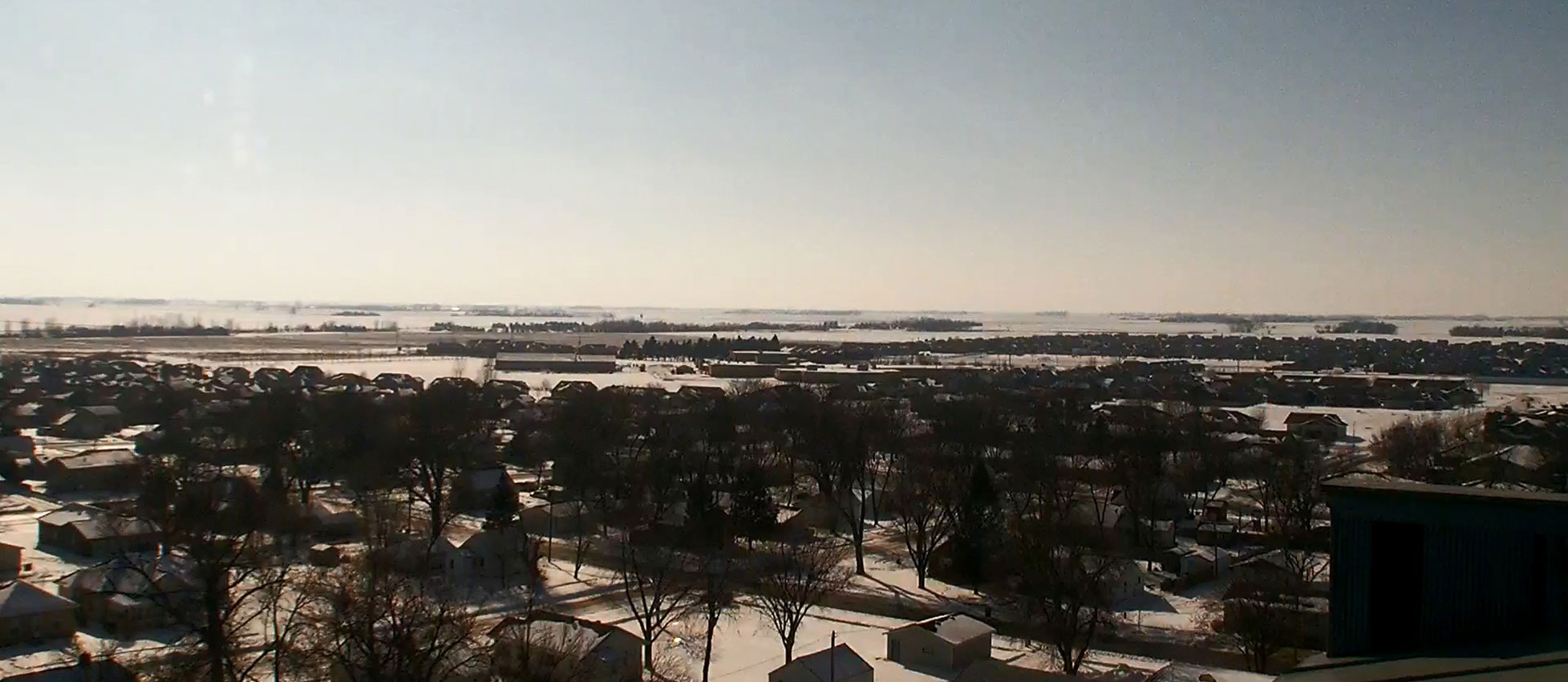 Harrisburg skycam South Dakota weather