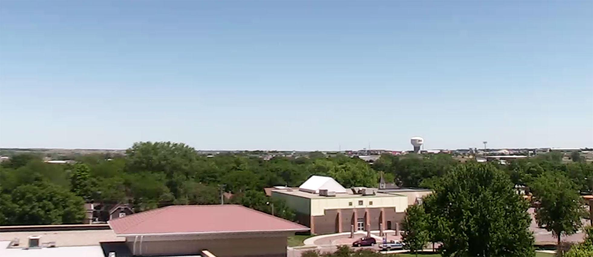 Mitchell South Dakota skycam