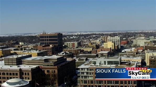 Sioux Falls skycam weather