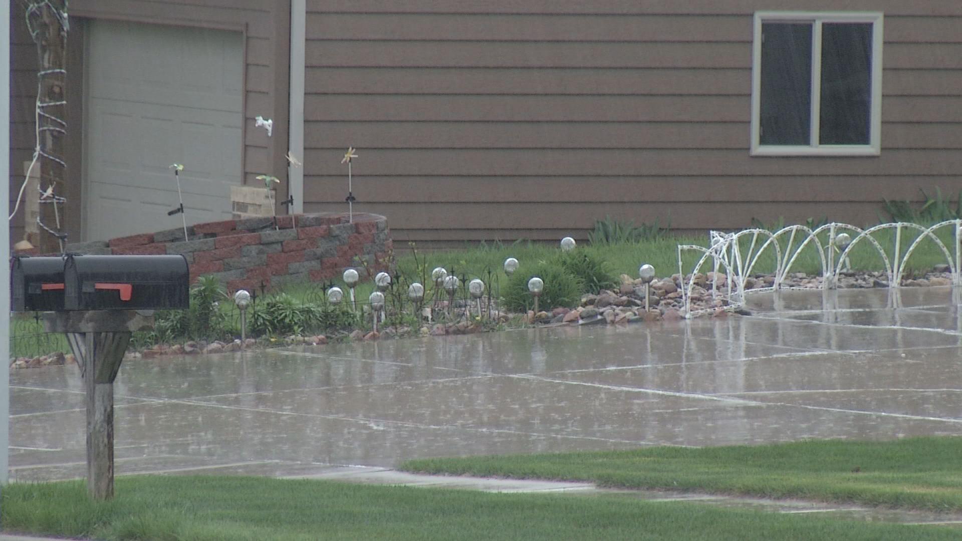 rain spring storm South Dakota